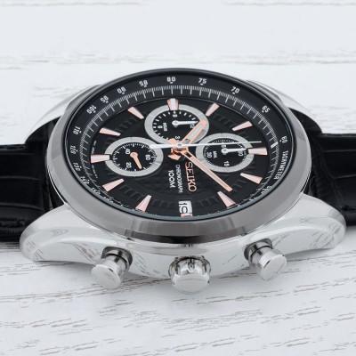 ساعت مچی مردانه اصل | برند سیکو | مدل SSB183P1