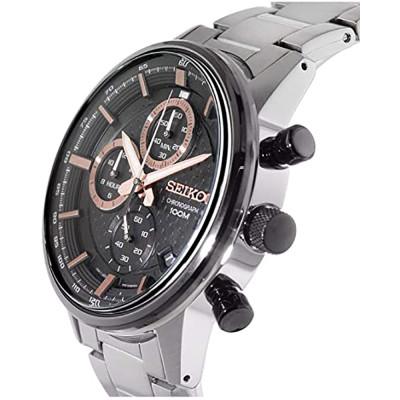 ساعت مچی مردانه اصل | برند سیکو | مدل SSB331P1