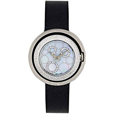 ساعت مچی زنانه اصل |برند سوئیس تایم | مدل ST-691-SSBlk/Wh