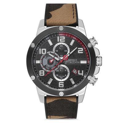 ساعت مچی مردانه اصل   برند سرجیو تاچینی   مدل ST.1.10139-4