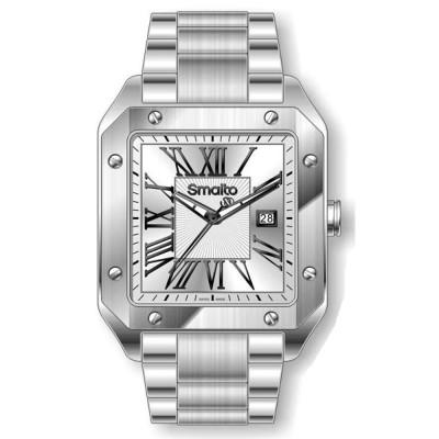 ساعت مچی مردانه اصل | برند اسمالتو | مدل ST1G105M0041