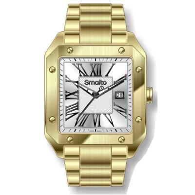 ساعت مچی مردانه اصل | برند اسمالتو | مدل ST1G105M0061