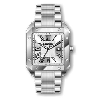 ساعت مچی مردانه اصل | برند اسمالتو | مدل ST1L105M0041