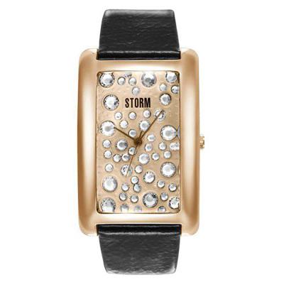 ساعت مچی زنانه اصل | برند استورم | مدل ST4608/GD