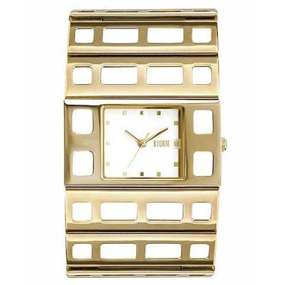 ساعت مچی زنانه اصل | برند استورم | مدل ST47017/GD