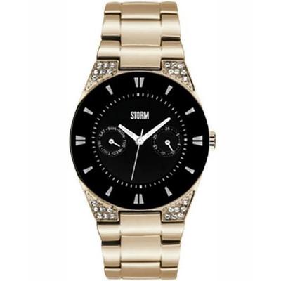ساعت مچی زنانه اصل | برند استورم | مدل ST47063/GD