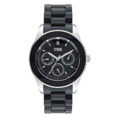 ساعت مچی زنانه اصل | برند استورم | مدل ST47101/BK