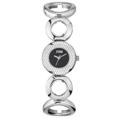ساعت مچی زنانه اصل | برند استورم | مدل ST47124/BK