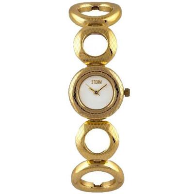 ساعت مچی زنانه اصل | برند استورم | مدل ST47124/GD