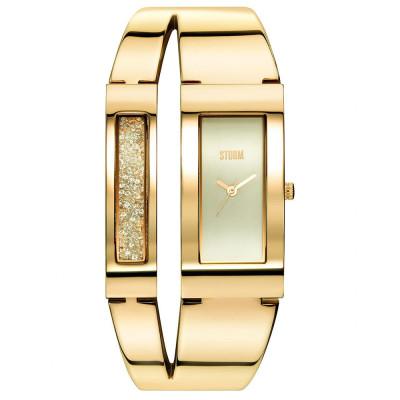 ساعت مچی زنانه اصل | برند استورم | مدل ST47162/GD