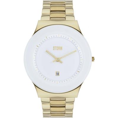 ساعت مچی زنانه اصل | برند استورم | مدل ST47316/GD