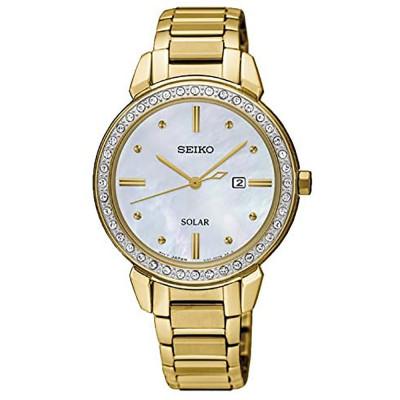 ساعت مچی زنانه اصل | برند سیکو | مدل SUT330P1