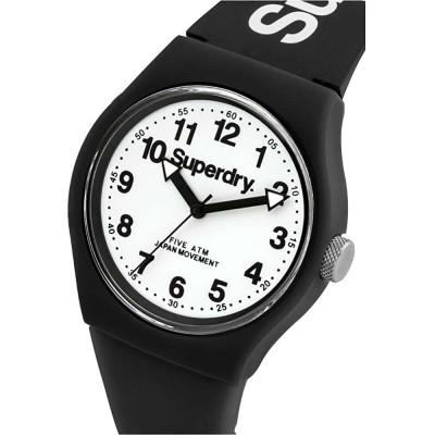 ساعت مچی اصل | برند سوپر درای | مدل SYG164BW