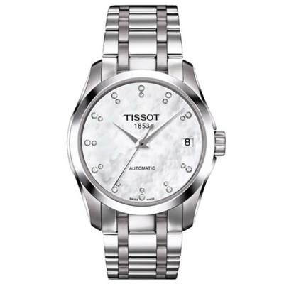 ساعت مچی زنانه اصل | برند تیسوت | مدل T035.207.11.116.00