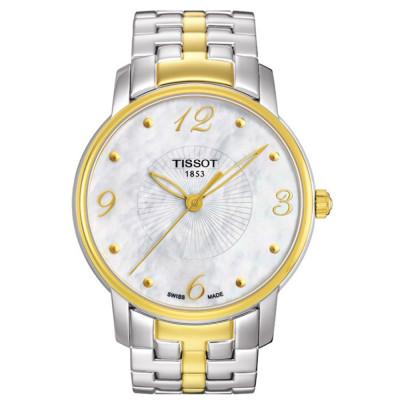 ساعت مچی زنانه اصل | برند تیسوت | مدل T052.210.22.117.00