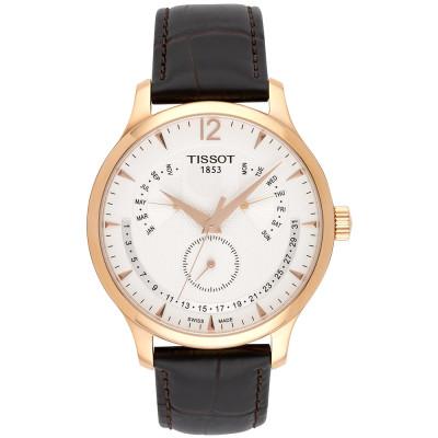 ساعت مچی مردانه اصل | برند تیسوت | مدل T063.637.36.037.00