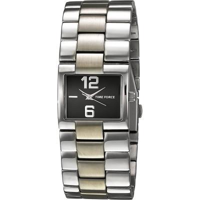 ساعت مچی زنانه اصل | برند تایم فورس | مدل TF3211L01M