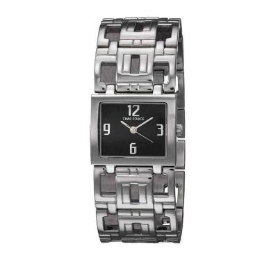 ساعت مچی زنانه اصل | برند تایم فورس | مدل TF3215L01M
