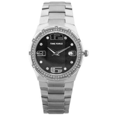 ساعت مچی زنانه اصل | برند تایم فورس | مدل TF3371L01M