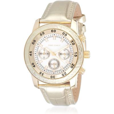ساعت مچی زنانه اصل | برند تایم فورس | مدل TF4005L16