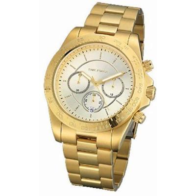 ساعت مچی مردانه اصل | برند تایم فورس | مدل TF4192L09M