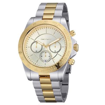 ساعت مچی مردانه اصل | برند تایم فورس | مدل TF4192L19M