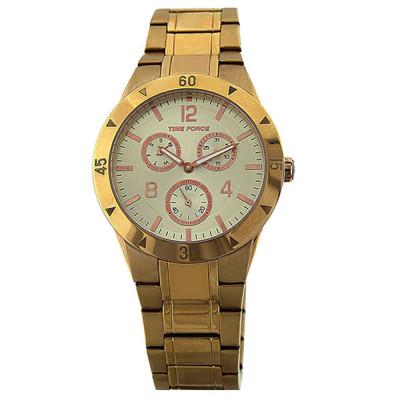 ساعت مچی مردانه اصل | برند تایم فورس | مدل TF4196L11M