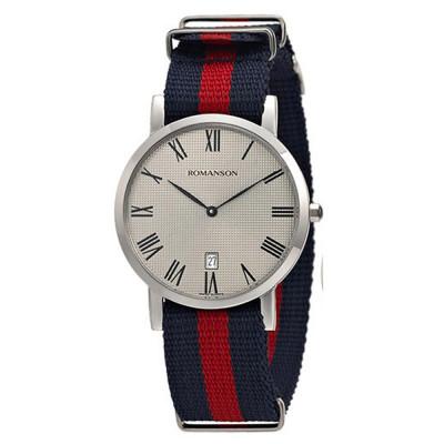 ساعت مچی زنانه اصل | برند رومانسون | مدل TL3252UU2WAA5B
