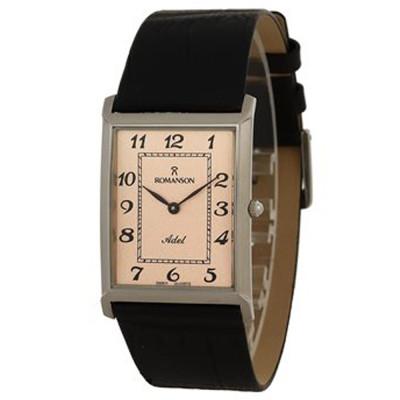 ساعت مچی مردانه اصل | برند رومانسون | مدل TL4118MM1JAC5R