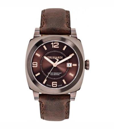 ساعت مچی مردانه اصل | برند تروساردی | مدل TR-R2451102003