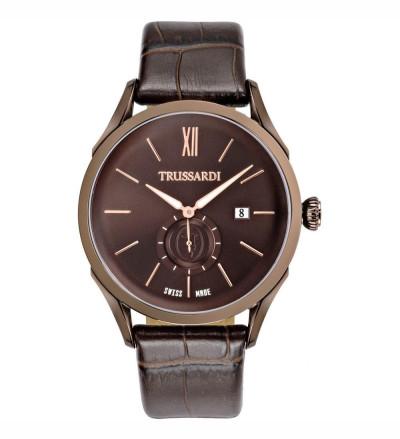 ساعت مچی مردانه اصل | برند تروساردی | مدل TR-R2451105001
