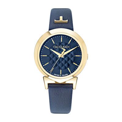 ساعت مچی زنانه اصل | برند تروساردی | مدل TR-R2451105507