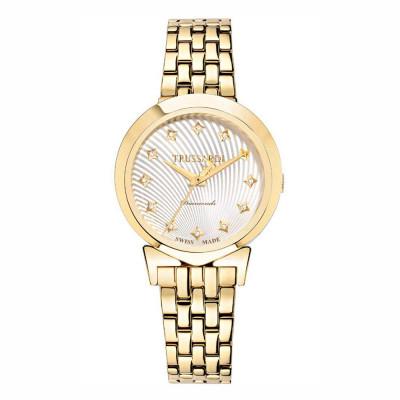 ساعت مچی زنانه اصل | برند تروساردی | مدل TR-R2453105501