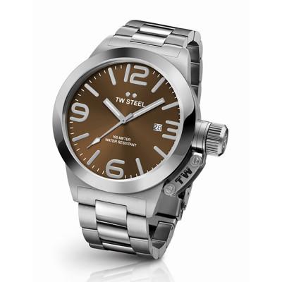 ساعت مچی مردانه اصل | برند تی دبلیو استیل | مدل TW-STEEL-CB21