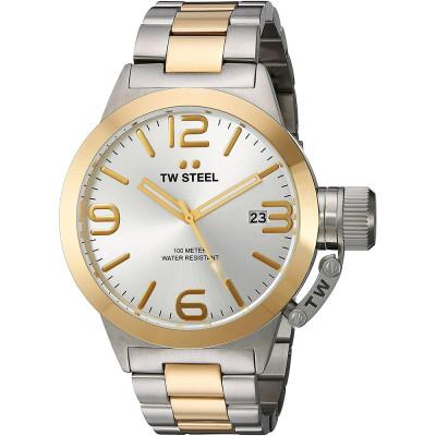 ساعت مچی مردانه اصل | برند تی دبلیو استیل | مدل TW-STEEL-CB31