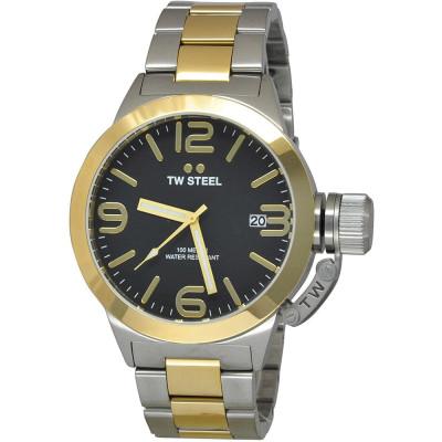 ساعت مچی مردانه اصل | برند تی دبلیو استیل | مدل TW-STEEL-CB41
