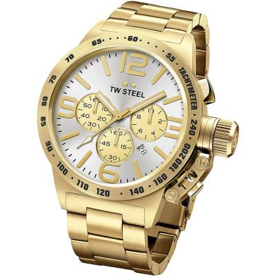 ساعت مچی مردانه اصل | برند تی دبلیو استیل | مدل TW-STEEL-CB83