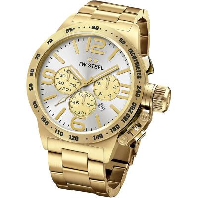 ساعت مچی مردانه اصل   برند تی دبلیو استیل   مدل TW-STEEL-CB84
