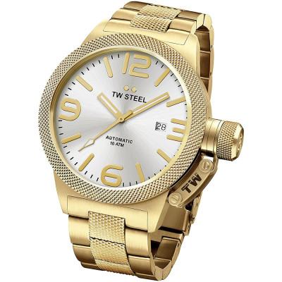 ساعت مچی مردانه اصل   برند تی دبلیو استیل   مدل TW-STEEL-CB85