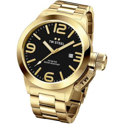 ساعت مچی مردانه اصل   برند تی دبلیو استیل   مدل TW-STEEL-CB91
