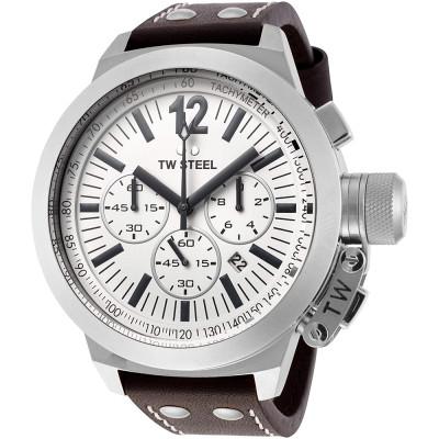 ساعت مچی مردانه اصل | برند تی دبلیو استیل | مدل TW-STEEL-CE1008