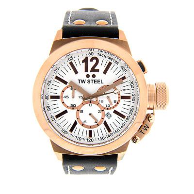 ساعت مچی مردانه اصل | برند تی دبلیو استیل | مدل TW-STEEL-CE1019