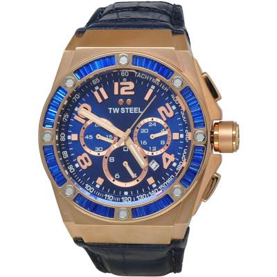 ساعت مچی زنانه اصل | برند تی دبلیو استیل | مدل TW-STEEL-CE4007