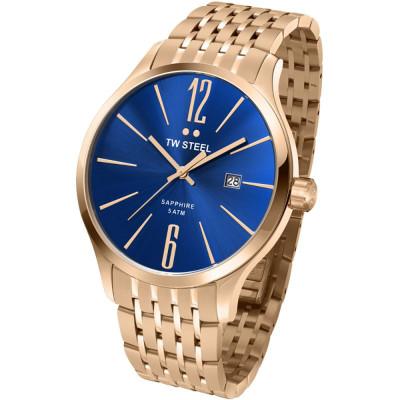 ساعت مچی مردانه اصل | برند تی دبلیو استیل | مدل TW-STEEL-TW1309