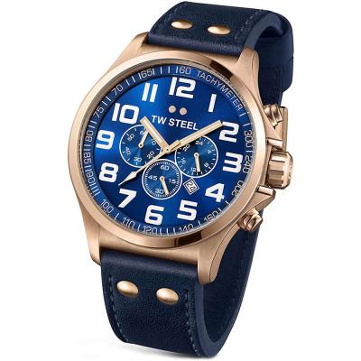 ساعت مچی مردانه اصل | برند تی دبلیو استیل | مدل TW-STEEL-TW406