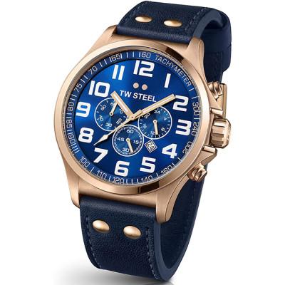 ساعت مچی مردانه اصل | برند تی دبلیو استیل | مدل TW-STEEL-TW407