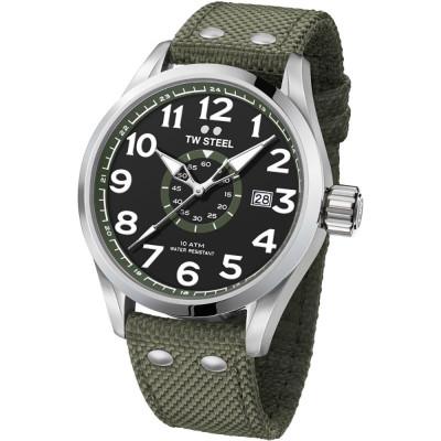ساعت مچی مردانه اصل   برند تی دبلیو استیل   مدل TW-STEEL-VS21