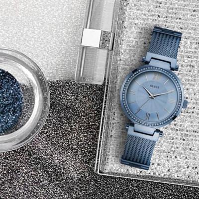 ساعت مچی زنانه اصل | برند گس | مدل W0638L3