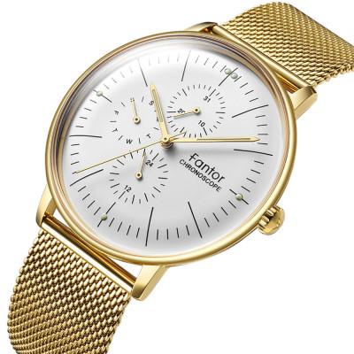 ساعت مچی مردانه اصل | برند فانتور | مدل WF1004G03