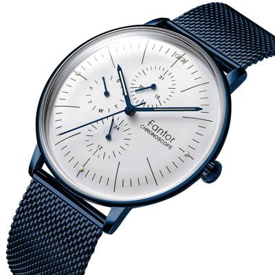 ساعت مچی مردانه اصل | برند فانتور | مدل WF1004G04